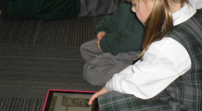 Teaching with tablets: Pedagogy driving technology, or technology driving pedagogy?